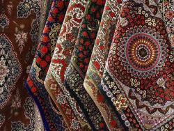 طرح توجیهی تولید فرش چله ابریشم باظرفیت 500 متر مربع در سال