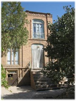 دانلود پاورپوینت پروژه طرح مرمتی خانه پروین اعتصامی