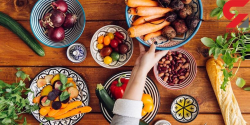 دانلود تحقیق تمدن غذایی محکم ترین حربه برای حفظ فرهنگ