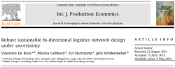 مقاله ترجمه شده طراحی شبکه دوطرفه پایدار استوار تحت عدم قطعیت (به همراه مقاله اصلی)